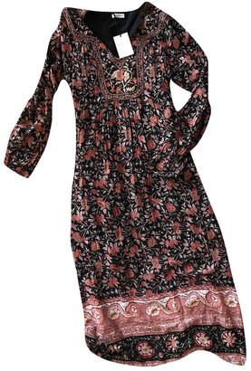 Masscob Multicolour Cotton Dresses
