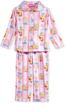 AME 2-Pc. Princesses Pajama Set, Toddler Girls (2T-4T)