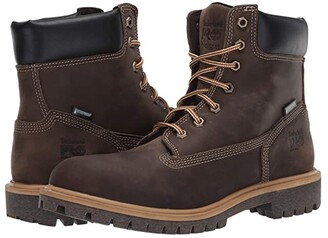 Timberland Direct Attach 6 Soft Toe Insulated Waterproof (Turkish Coffee) Women's Shoes