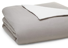 Amalia Home Collection Stonewashed Linen Duvet Cover, Full/Queen - 100% Exclusive