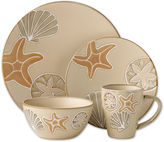 Pfaltzgraff Everyday Sandy Shore 16-pc. Dinnerware Set