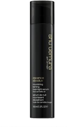Shu Uemura Art of Hair Essence Absolue Overnight Serum 100Ml