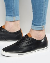 Ben Sherman Teni Oxford Black