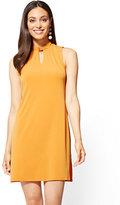 New York & Co. Sleeveless Swing Dress