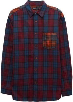 French Connection Flannel Tartan Shirt