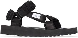 Cecilie Bahnsen x Suicoke Maria touch-strap sandals