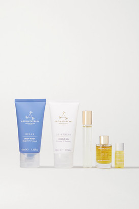 Aromatherapy Associates Relax And Sleep Edit - one size