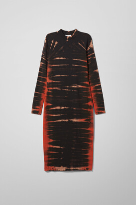 Weekday Meja Dress - Beige