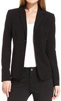 Calvin Klein Women's 2 Button Jacket