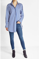 By Malene Birger Striped Cotton Shirt Dress