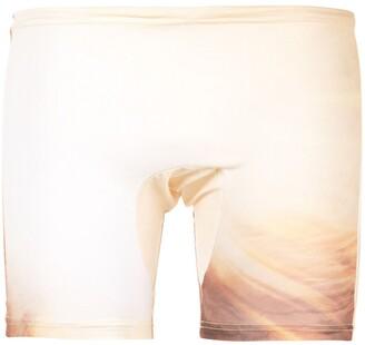 Cottweiler Drawstring Waist Shorts