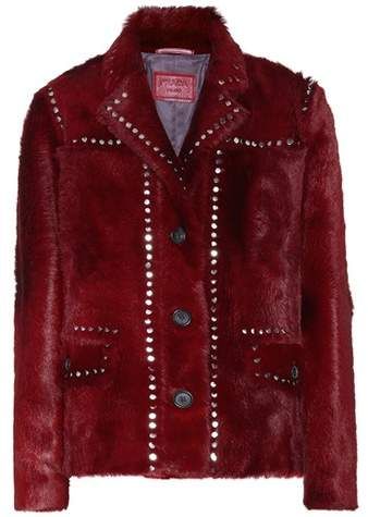 Prada Calf hair jacket