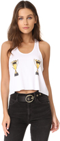 Wildfox Couture And the Award Goes to Crop Tank