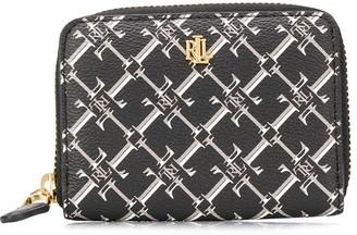 Lauren Ralph Lauren Heritage logo wallet