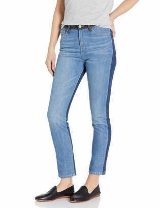 AG Jeans Women's Sophia HIGH Rise Slim FIT Striaght Leg Ankle Jean