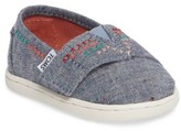 Toms Toddler Classic Tiny Slip-On