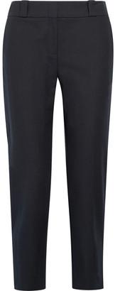 The Row Blake Stretch-cotton Slim-leg Pants