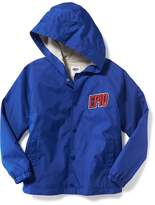 Old Navy Micro Fleece-Lined Hooded Jacket for Boys