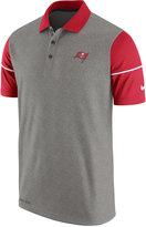 Nike Men's Tampa Bay Buccaneers Sideline Polo Shirt