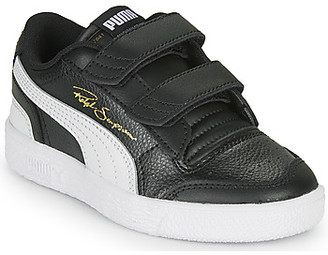 Puma RALPH SAMPSON girls's Shoes (Trainers) in Black