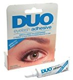 Duo Lash Adhesive, Clear, 0.25 Ounce