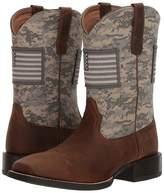 Ariat Sport Patriot Cowboy Boots