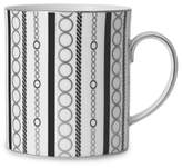 Vera Wang Wedgwood With Love Nouveau Indigo Chain Mug