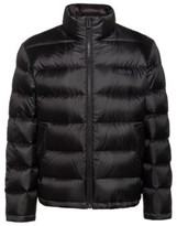 HUGO BOSS - Relaxed Fit Down Jacket With Reversed Logos - Black