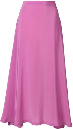 Sies Marjan asymmetric maxi skirt