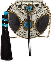 Sam Edelman Beatrice Iron Embellished Mini Crossbody Bag