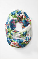 J. Jill Floral bouquet infinity scarf