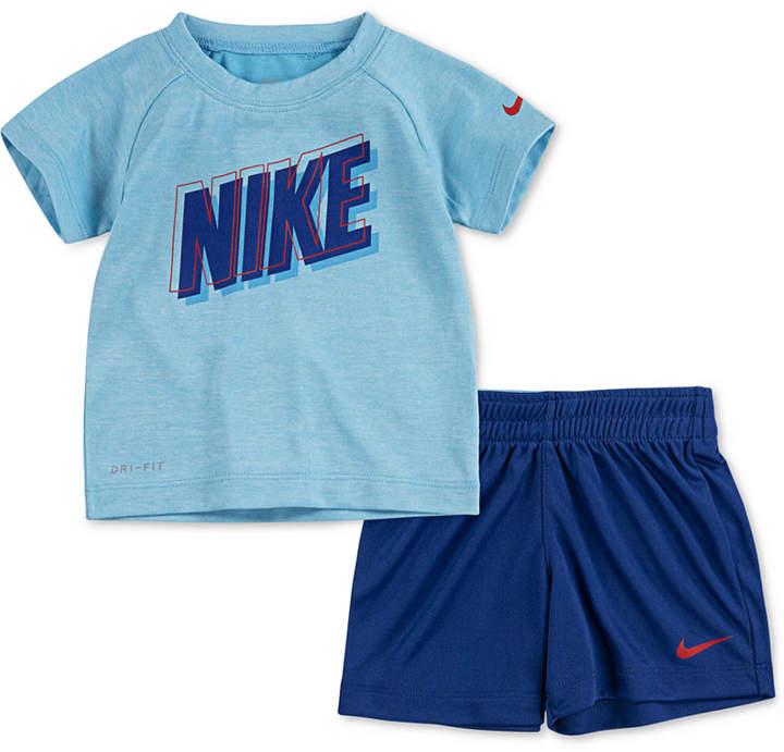 59c491d708 Nike Blue Boys' Matching Sets - ShopStyle