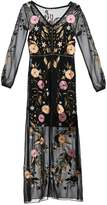 Miss Selfridge BELLA Maxi dress multi bright