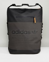 adidas Night Backpack In Black