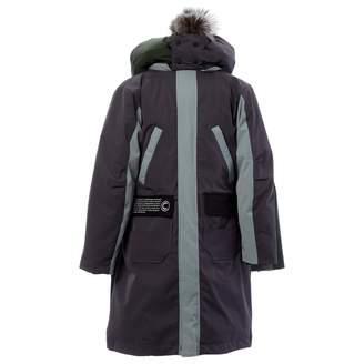 Colmar Grey Polyester Coats