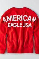American Eagle Outfitters AE Apres Active Crew Sweatshirt
