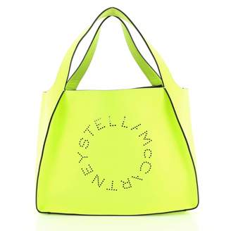 Stella McCartney Stella Mc Cartney Green Leather Handbags