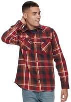 Levi's Levis Men's Flannel Western Button-Down Shirt