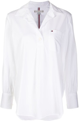 Tommy Hilfiger Signature Tape Back Girlfriend shirt