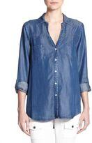 Soft Joie Joie Brady Chambray Shirt