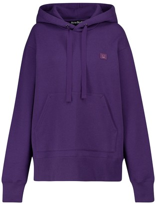 Acne Studios Cotton jersey hoodie