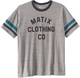 Matix Clothing Company Men's MCC Check Short Sleeve Tee 8143827