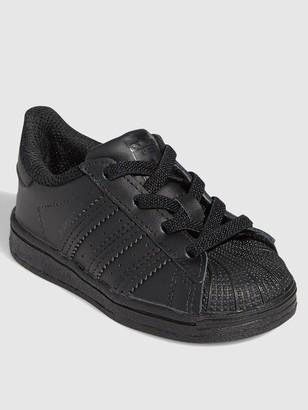 adidas Superstar El Infant Trainers