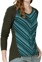 Royal Robbins Essential Stripe Shirt - UPF 50+, TENCEL®, Long Sleeve (For Women)
