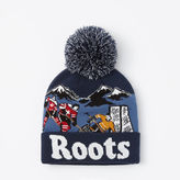 Roots Kids Glow In The Dark Toque
