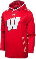 Under Armour Men's Wisconsin Badgers College Streamline Hoodie
