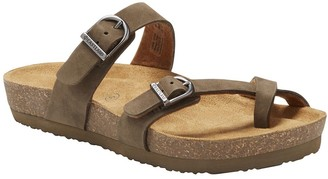 Eastland Leather Sandals - Tiogo