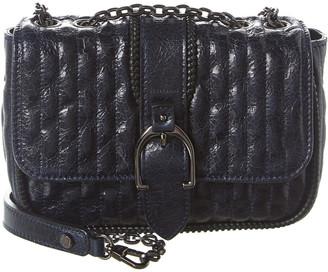 Longchamp Amazone Xs Matelasse Leather Shoulder Bag