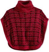 Jessica Simpson Dezi Poncho Sweater, Girls (7-16)
