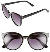 BP 55mm Cat Eye Sunglasses